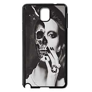 [QiongMai Phone Case] For Samsung Galaxy NOTE4 Case Cover -Skull Art-IKAI0446574