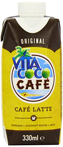Vita Coco Café Latte, Original, 11.1 Ounce (Pack of 12) (Santa Monica Juice compare prices)