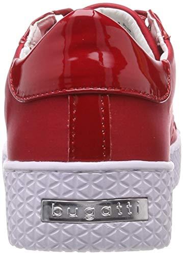 Red Rosso 3030 Bugatti red Donna 11 Scarpe Ginnastica 4 32525e Da Basse 4R6qv14w