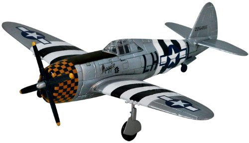 Scale Airplane Replica (Smithsonian Museum Replica Series P-47 Thunderbolt - 1/48 Scale Smithsonian Museum Replica Series)