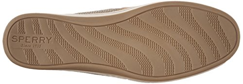 Sperry Top-Sider Mujer songfish Core Boat Shoe Linen/Oat