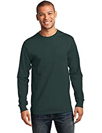Men's Port & Company Long Sleeve Essential T-Shirt