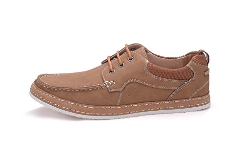 Beverly St Dress Shoes (sanger 04) Tan