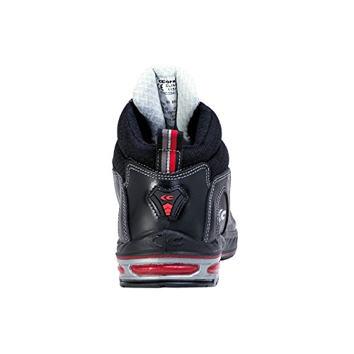 Cofra 19180-003.W47 Eliski S3 SRC Chaussure de sécurité Taille 47 Noir