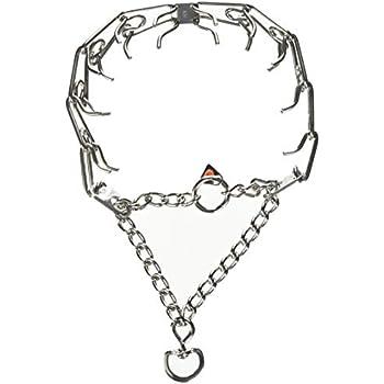 Amazon Com Herm Sprenger Heavyweight Prong Collar 22 Inches