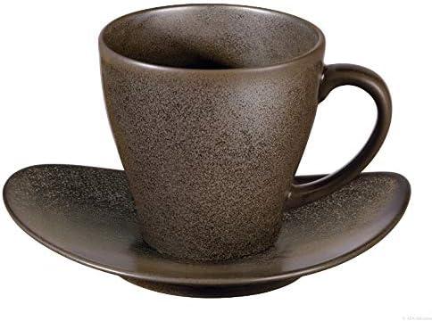 Tasses /à Caf/é Espresso Chase Chic 4oz//118 ml Petite Tasse Expresso en Acier Inoxydable Isol/ées et Double Paroi Incassable Ensemble de 2 Cadeau Parfait pour Toute Occasion