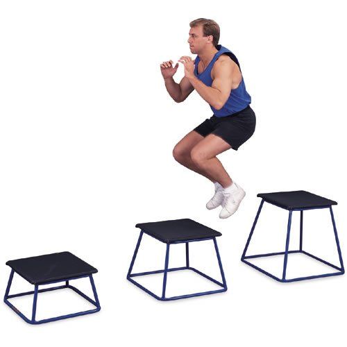 Champion Barbell 12'' Plyometric Platform by Champion Barbell