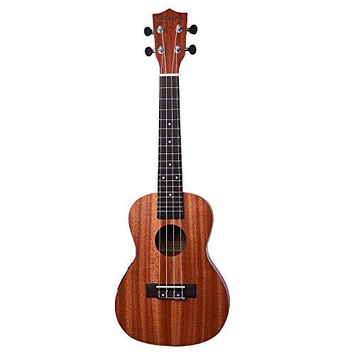 Kadence Concert Size Ukulele- Sapel Wood EQ