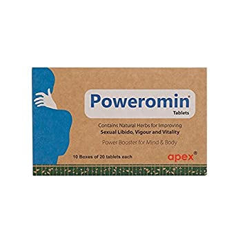 Admirable Apex Poweromin Tablets 20 Tablets Download Free Architecture Designs Grimeyleaguecom