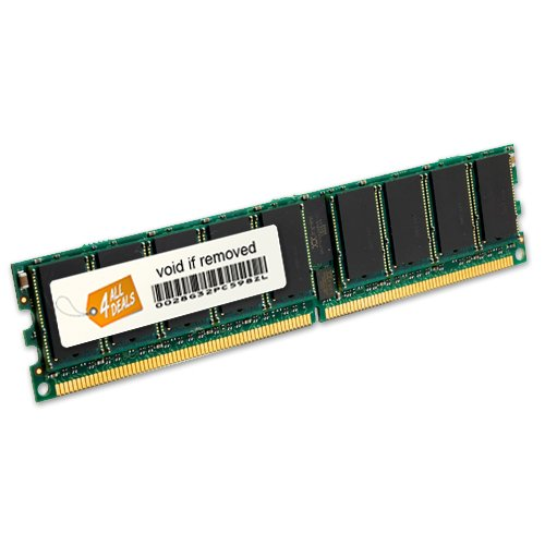 Registered 4200 Ddr2 Ecc Pc2 (2GB Kit [2x1GB] DDR2-533 PC2-4200 ECC Registered 240 Pin 1.8V CL=4 Rank 1 Memory 128X4)