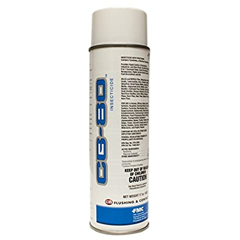 CB-80 Contact Aerosol 17 oz, 1 Can (Moths Spray)