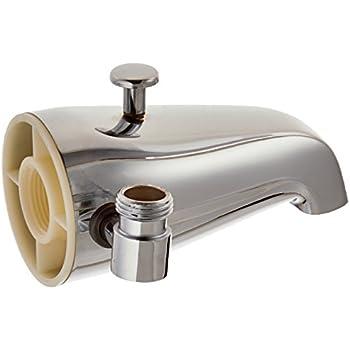 EZ FLO 15087 Diverter Spout With Side Outlet