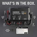 NOCO Genius GENPRO10X2, 2-Bank, 20-Amp