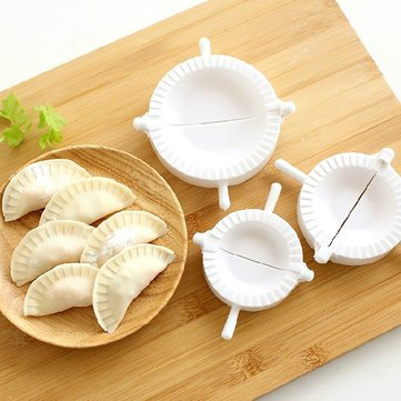 [Kitchen Tools & Gadgets - 3pcs Chinese Dumplings Dough Press Turnover Ravioli Tool Mold Maker - Chinese Dumpling Maker Dumplings Mold Dough Mould Kitchen Tools Small Press Pasta] (Easy King Of Hearts Costume)