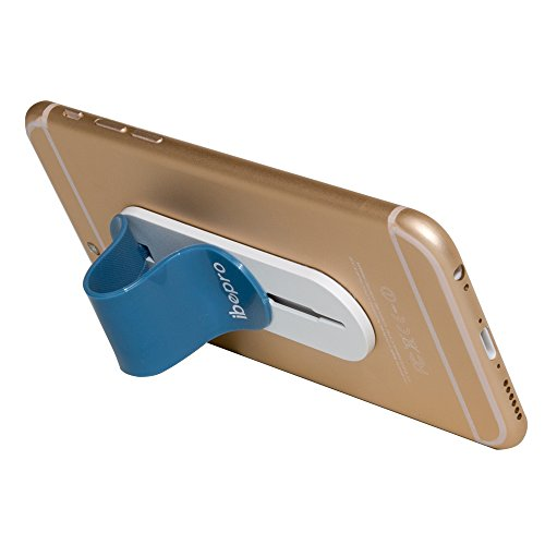 91292fd9b iBePro Cell Phone Secure Grip Universal Anti-Slip Handheld Finger Strap  Holder, for SmartPhone