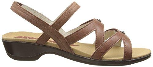 Lizzette Women's Slide Chestnut Sandal Propet 4qaw1YUY