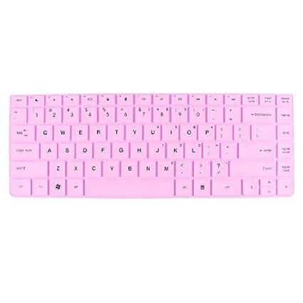 Amazon.com: Light Pink Laptop Keyboard Protector Film para HP 4331S 4431S 4436S: Electronics