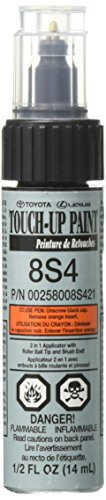 Genuine Toyota 00258-008S4-21 Sky Blue Pearl Touch-Up Paint Pen (1/2 fl. oz., 14 ml ) ()
