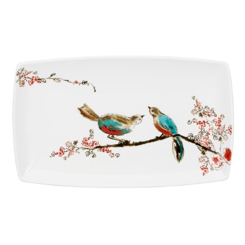 Lenox Simply Fine Chirp 10-Inch Tray, Small ()