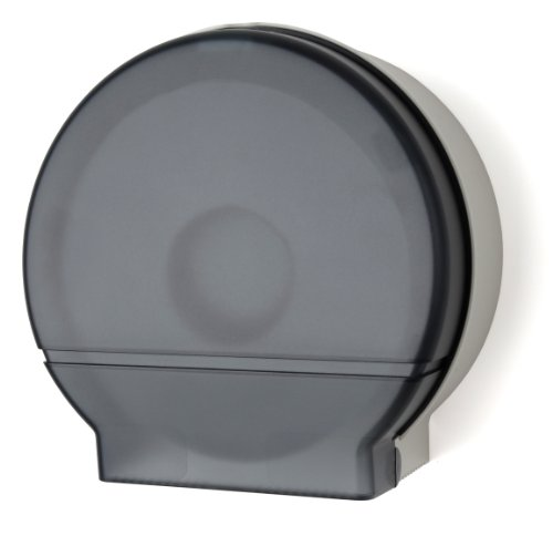 Palmer Fixture RD0026-01 Single Roll Jumbo Tissue Dispenser with 33/8