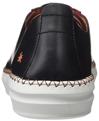 Art Herren 1342 Heritage Tibidabo Sneakers Schwarz (Black)