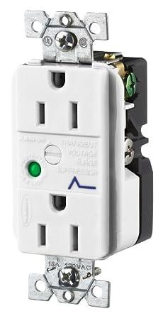 Hubbell HBL5262WSA - Protector de circuito de protección ...