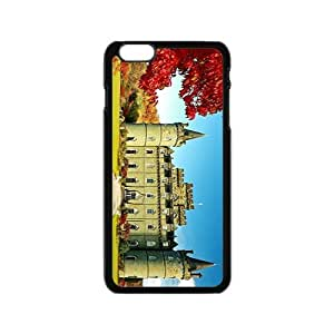 United Kingdom Castles Hight Quality Case for Iphone 6