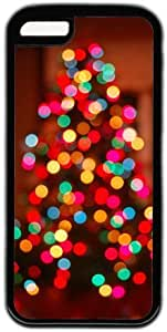 Sparkle Christmas Tree Theme Iphone 5C Case