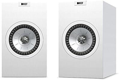 KEF Q150 Blanco Altavoz - Altavoces (De 2 vías, 2.0 Canales, 51-28000 Hz, 8 Ω, Blanco)