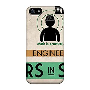 New Premium KNL3513Wyir Case Cover For Iphone 5/5s/ Science Protective Case Cover