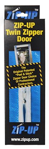 (Zip-Up Products Air-Tight Twin Zipper Door - 84
