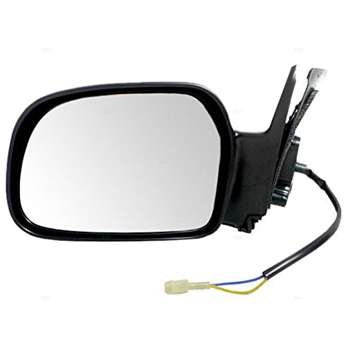 - Drivers Power Side View Mirror Ready-to-Paint Replacement for Chevrolet Suzuki SUV 8470267DB05PK