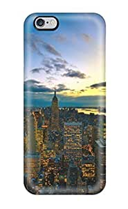 Iphone Cover CaNew York City Colors Protective Case Compatibel With Case For Ipod Touch 5 Cover