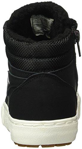 Foncé Basses Baskets gris Kangaroos Mixte 522 Noir I Enfant Kavu qW4qwnx18
