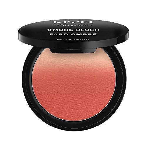NYX Professional Makeup Ombre Blush, Soft Flush, 0.28 Ounce