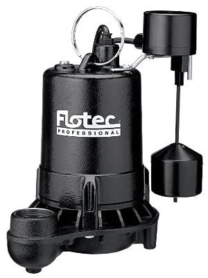 Flotec E75VLT 3/4 HP Sump Pump