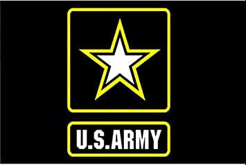 NEW 5 ft United States Army Star Bicycle Safety Flag with Axle Mounting Bracket