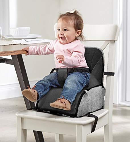 Explore 2-in-1 Portable Booster Seat & Diaper Bag