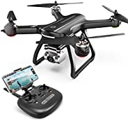 Holy Stone HS700D FPV Drone with 4K FHD Camera Live Video and GPS Return Home, RC Quadcopter for Adults Beginn