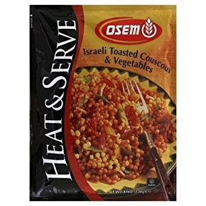 Osem Israeli Toasted Couscous & Vegetables 4.6 Oz. Pk Of 3. by Osem (Image #2)