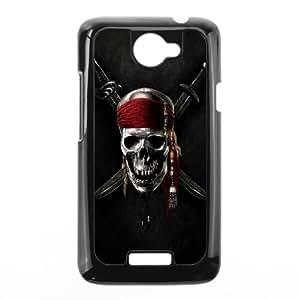 HTC One X Phone Case Skull Ny4684