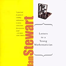 Letters to a Young Mathematician: Art of Mentoring Audiobook by Ian Stewart Narrated by Jason Huggins