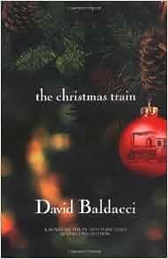 amazoncom the christmas train 9780446525732 david