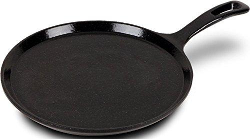 "Nuwave 12 pc. Duralon Cookware Set with 10.5"" Cast Iron Porcelain Coated Griddle"