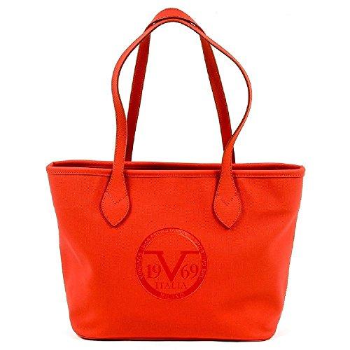 568d12e7988 by versace 19.69 abbigliamento sportivo srl. ONE SIZE 1969 Abbigliamento  Sportivo Srl Milano Italia Womens Handbag V1969001 RED