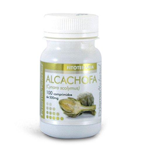 ALCACHOFA 500mg - 100 caps