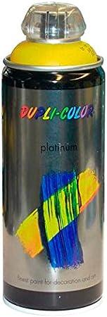 Dupli Color 719479 Platinum Verkehrsgelb Sdm 400 Ml Baumarkt