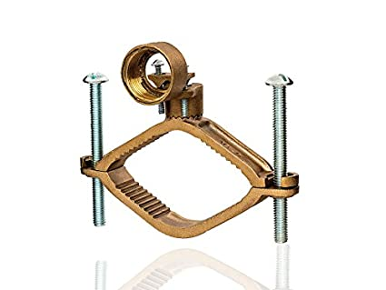Heavy duty bronze ground clamp 1 conduit hub size 2 12 4 heavy duty bronze ground clamp 1quot conduit hub size 2 1 greentooth Image collections