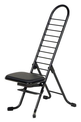 Vestil CPRO-600 Ergonomic Worker Chair, 220 lb. Capacity, 14