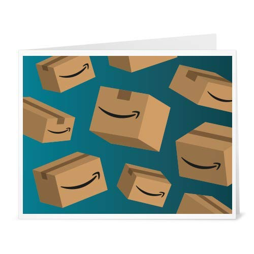 Amazon Gift Card - Print - Amazon Packages